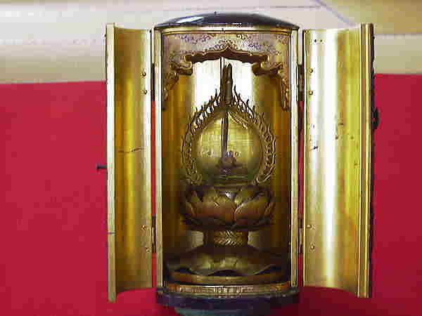 法然寺の宝物のイメージ