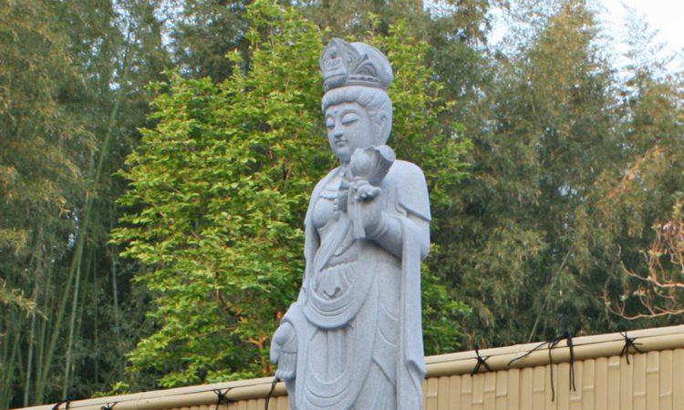 法然寺観音立像